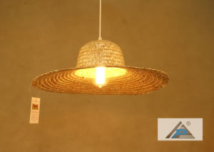 Decorative Grass Hat Pendant Lamp (C5006150) pictures & photos