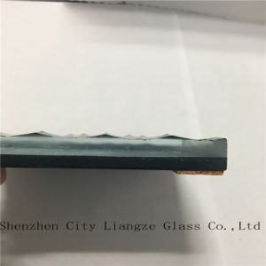 10mm+Silk+5mm Laminated Glass/Art Glass/Silk Printed Glass/Tempered Glass for Decoration pictures & photos
