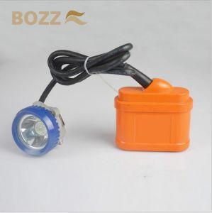 Bozz LED Coal Mine Headlight Cap Lamp Miner Lamp (KJ6LM) pictures & photos