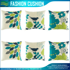 Seat Home Textile Square Cushion Cover Decorative Pillows (J-NF42F23001) pictures & photos