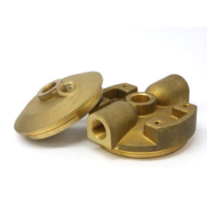 High Precision Brass Casting for Machinery Part pictures & photos