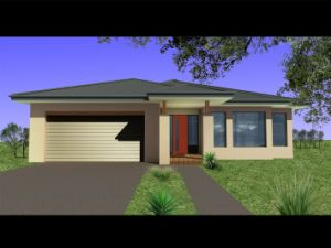 Personalized Simple Design with Light Garage Prefab Residence pictures & photos