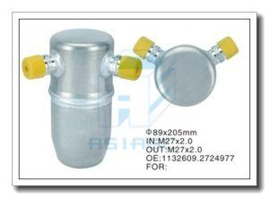 Auto Air Conditioner Part Receiver Drier (Aluminum) 89*205 pictures & photos