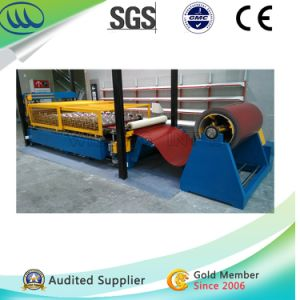High Speed Ce Galzed Steel Tile Colded Roll Forming Machine pictures & photos
