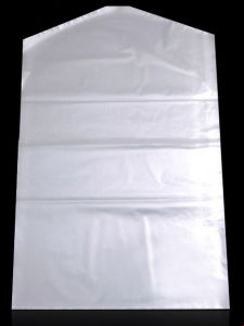 PE Film Dust Insect Proof Transparent Garment Storage Cover Bags pictures & photos