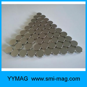 Strong Magnetic Round Neodymium Handbag Magnet Button pictures & photos