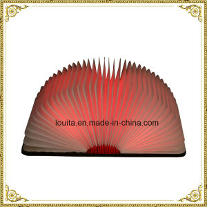 Reading Book Light with Built-in LED Light pictures & photos