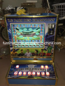 Funtime Video Mario Machine, Coin Operated Slot Game Machines pictures & photos