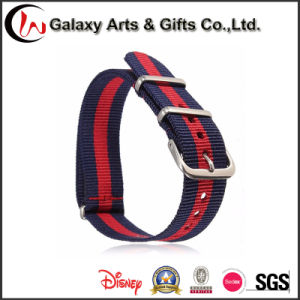 18mm Woven Nylon Watch Strap for Watch with SGS (LW-801) pictures & photos
