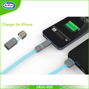 Wholesale 2 in 1 USB Cable, USB Data Cable and USB Charger Cable for iPhone 6, Samsung, etc. Andriod Phone pictures & photos