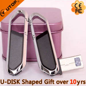 Hot Revolving Metal USB Flash Disk for Company Gifts (YT-3249) pictures & photos