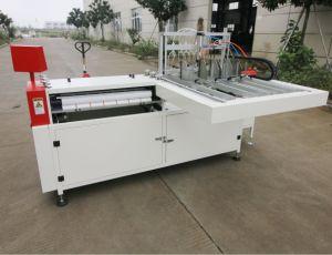 Semi-Auto Book Case Making Machine Hardcover Book Cover Making Machine pictures & photos