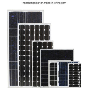 Haochang Mono 265W-285W Solar Panel Ce TUV Certificates pictures & photos