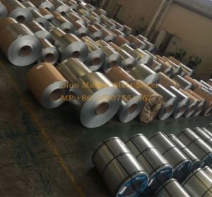 Dx51d Zero Spangle Gi Hot Dipped Galvanized Steel for Corrugated Roofing Used pictures & photos