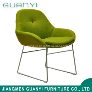 Stainless Steel Legs PU Dining Chair Made in China pictures & photos