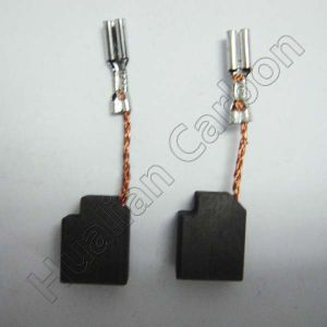 Jack Harmmer Carbon Brush/Wholesale Free Sample Hand Tools Accessories Made of D252 Copper Graphite pictures & photos