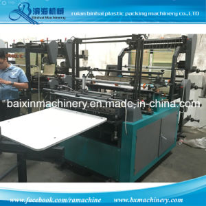 Bottom Sealing Cold Cutting Plastic Bag Making Machine pictures & photos