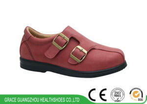 Comfortable Casual Men Footware Health Leather Shoes pictures & photos