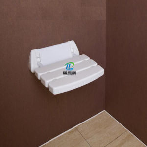 ABS Folding Safety Bathroom Chair Shower Seat pictures & photos