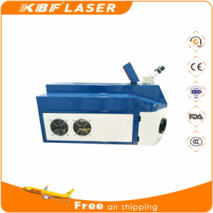 100W 200W Unstanding Portable Jewelry Laser Welding Machine for Soldering Jewelry pictures & photos