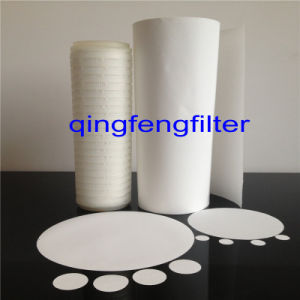 0.22 Um Hydrophobic PTFE Air Filter Membrane pictures & photos