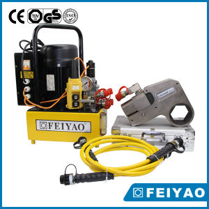 Low Profile Steel Heavy Duty Wheel Nut Hydraulic Torque Wrench (Fy-W) pictures & photos