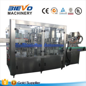 Factory Cost Price Small Bottled Automatic Drinking Mineral Water Bottling Plant pictures & photos