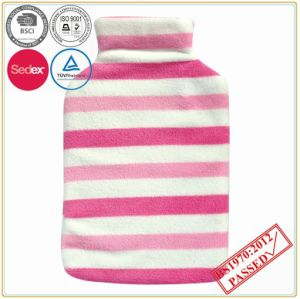 Soft Touch Hot Water Bottle Cover pictures & photos