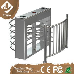 Singel Lane Security Baffle Gate Full Height Turnstile pictures & photos
