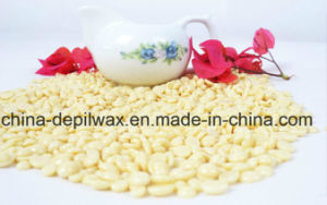 Depilatory Wax Lavender Hard Wax Pellets pictures & photos