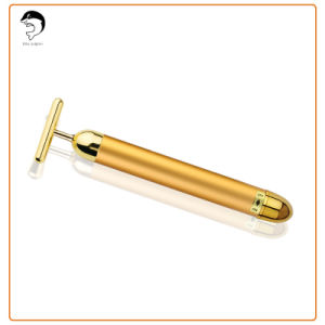 24k Gold Face Massager Energy Beauty Barskin Care pictures & photos