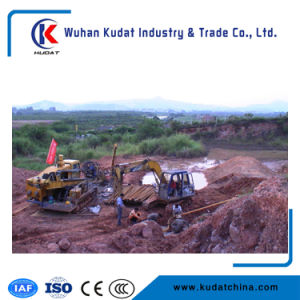 Hydraulic Directional Drilling Rig, Trenchless Drilling Machine (KDP-60) pictures & photos