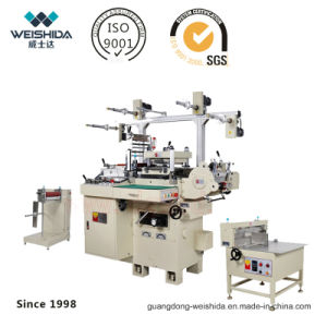 New CNC Double-Servo Automatic Die Cutting Machine for Various Materials pictures & photos