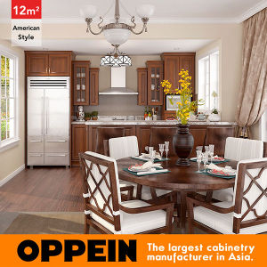 12 Square Meters U-Shaped American Style Kitchen Design (OP16-PP03) pictures & photos