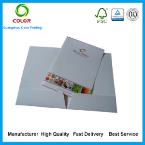 Customized High Quality Document Folder
