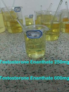 Injectable Steroid Hormone Powder Testosterone Enanthate Oil 250mg/Ml for Fast Bodybuilding pictures & photos