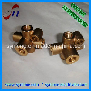 Forging Process Brass Valve Fitting pictures & photos