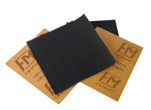 D-Wt Craft Paper Aluminum Oxide Abrasive Paper/Sandpaper FM31 pictures & photos