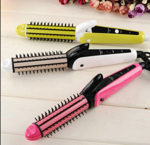 2017 New Hair Equipment 4 in 1 Hair Straightener and Curler pictures & photos
