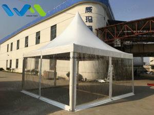 5X5m Outdoor Garden Gazebo Pagoda Tent for Wedding Party Events pictures & photos
