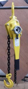 1.5 Ton Ratchet Lever Chain Hoist pictures & photos