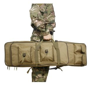 Tactical Rifle Case Soft Gun Bag Fishing Rod Case Backpack Storage Carry Bag with Adjustable Padded Shoulder Strap pictures & photos