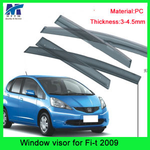 Car Parts Accessories Window Shield Sun Visor Vent Wind Rain for Hodna Fit 2014 pictures & photos