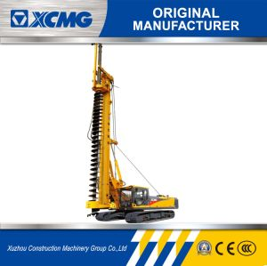 XCMG Official Xr220dii Piling Machine Crawler Rotary Drilling Rig pictures & photos