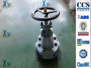 Marine Cast Steel Gate Valve JIS F7363 (S) 5k pictures & photos