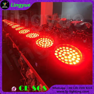 36PCS 18W RGBWA UV 6in1 Stage DMX Moving Head LED pictures & photos
