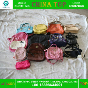 Chinagracer Stock High Quality Used Bags Export to Africa pictures & photos