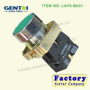 Cute Cheaper Lay5-Ep31 Industrial Convex Button Spring Return Push Button Switch pictures & photos