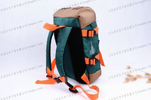 900d Nylon Waterproof Korean Style School Cover Bag Backpack pictures & photos
