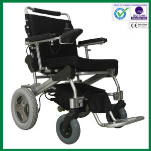 CE Approved Best Power Wheelchair, Lightweight, Portable and Foldable pictures & photos